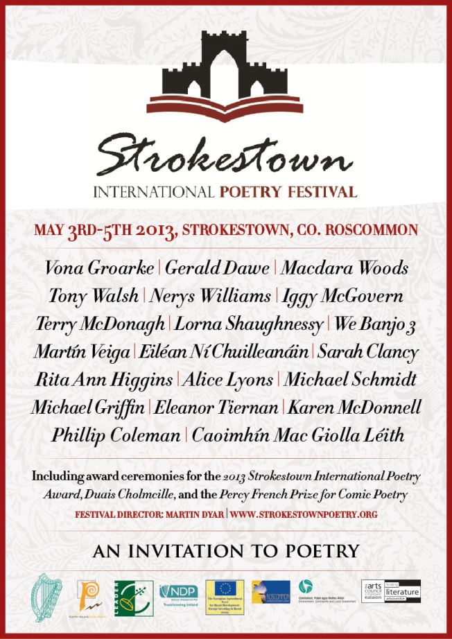 Strokestown Poetry Festival Poster 2013 jpeg